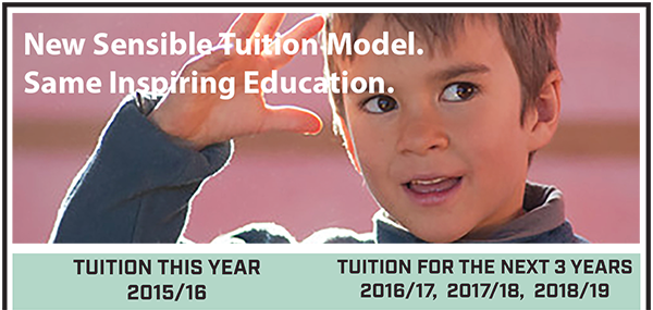 Sensible Tuition Model: Increased Enrollment, Decreased Tuition