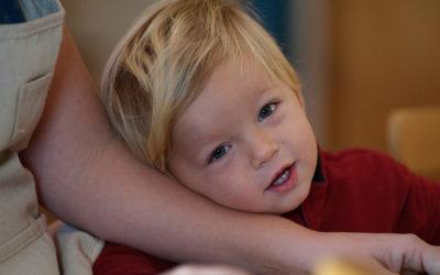 Joy in the Parent-Child Classes