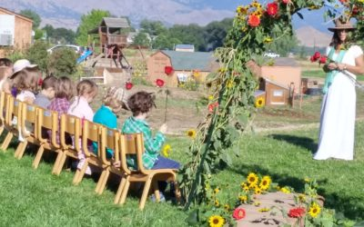 Red Rose Ceremony – First Day of School