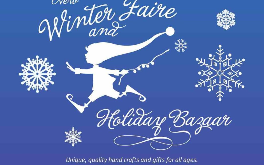 Winter Holiday Bazaar Dec 3