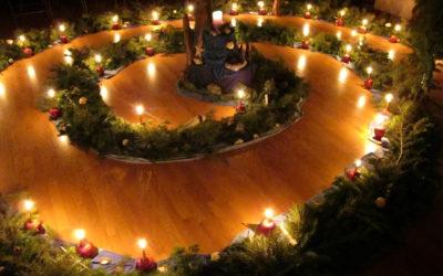 Advent Spiral – Dec. 8 & 9
